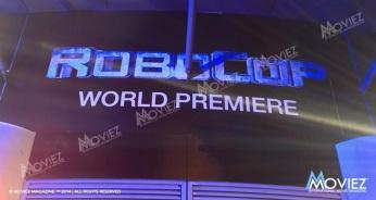 RoboCop World Première