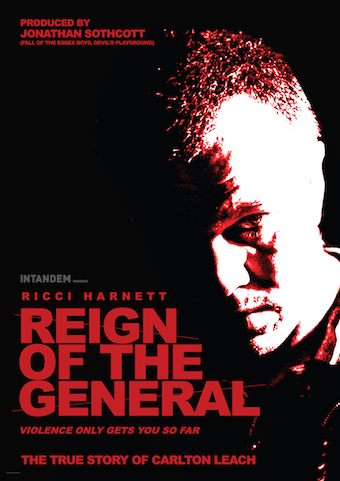 Reign of the General A1 Poster Portrait.indd